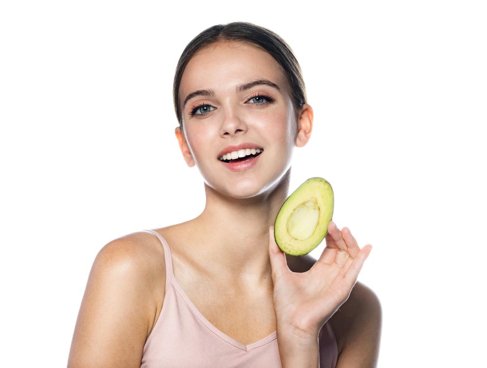 Avocados skin health and rejuvenation
