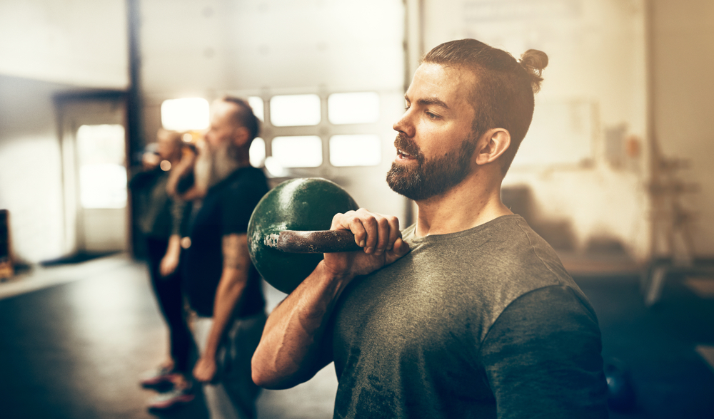 How to build muscle for men