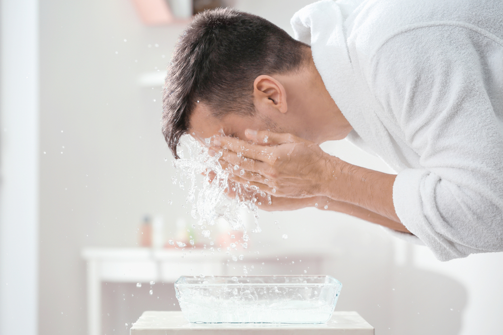 after shave wash